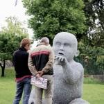 103-mattia-trotta-artista-sculture-filo-metallico-ferro-bronzo-alluminio-rame3-Come-bambini-come-fratelli