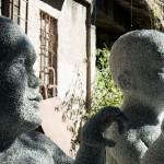 105-mattia-trotta-artista-sculture-filo-metallico-ferro-bronzo-alluminio-rame5-Come-bambini-come-fratelli-like