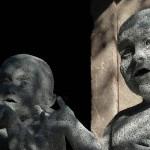 106-mattia-trotta-artista-sculture-filo-metallico-ferro-bronzo-alluminio-rame6-Come-bambini-come-fratelli-like-brothers