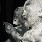 107-mattia-trotta-artista-sculture-filo-metallico-ferro-bronzo-alluminio-rame7-Come-bambini-come-fratelli-like