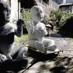 108-mattia-trotta-artista-sculture-filo-metallico-ferro-bronzo-alluminio-rame8-Come-bambini-come-fratelli-like
