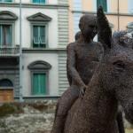 33-mattia-trotta-artista-sculture-filo-metallico-ferro-bronzo-alluminio-rame-fratelli-brothers-villa-fabbricotti-firenze