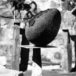 45-mattia-trotta-artista-sculture-filo-metallico-ferro-bronzo-alluminio-rame-Ovoid-Devoid-IV-Felicita